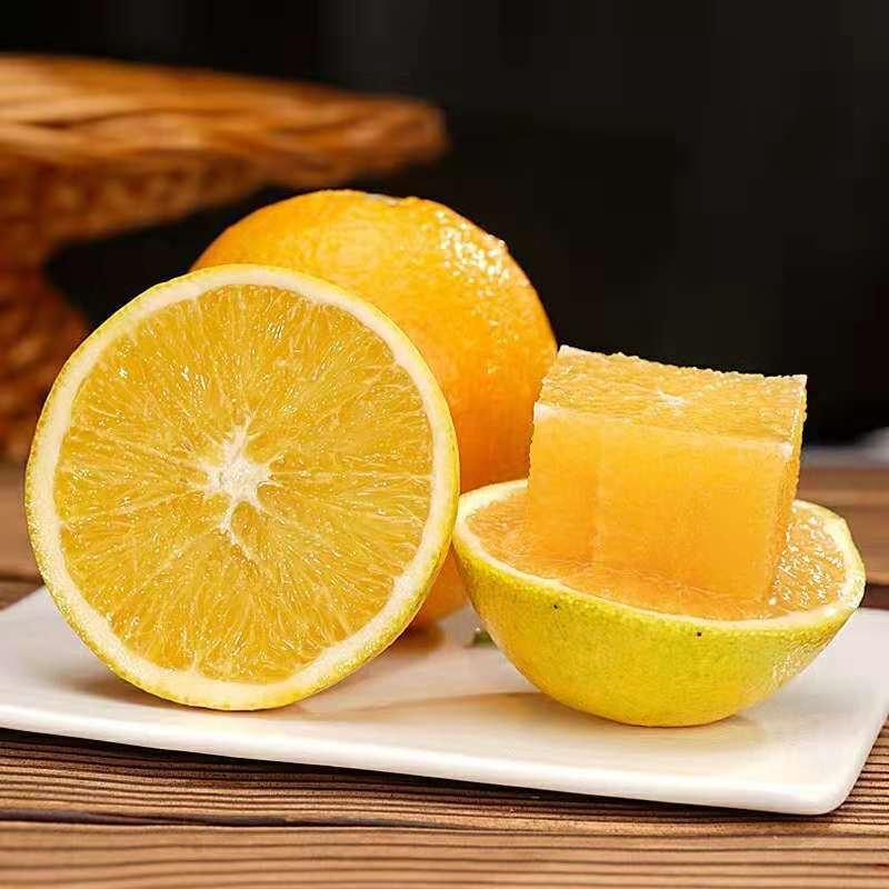 甘子平 倫晚臍橙當季新鮮水果橙子5斤 單果約重120g 非贛南臍橙血橙手剝橙