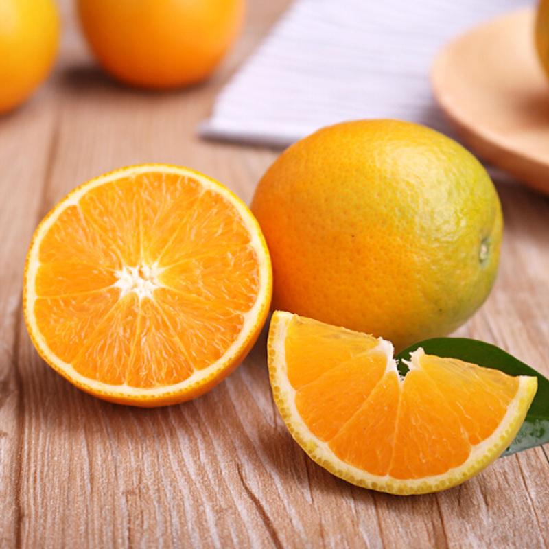湖北秭歸夏橙 5斤 單果約65mm左右 橙子 臍橙 新鮮水果 生鮮水果 陳小四水果 國產 其他